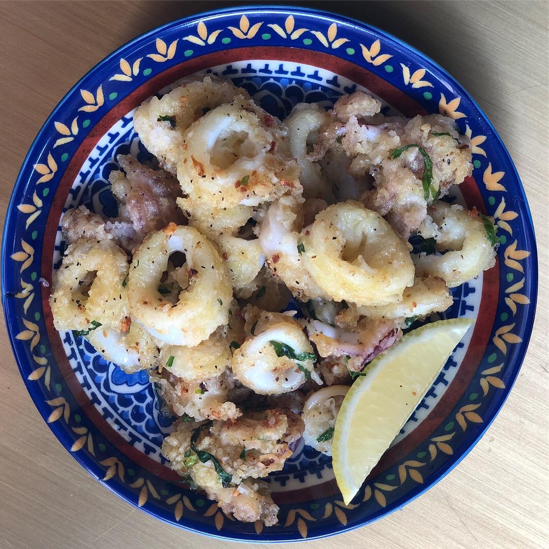 Calamari Massilia