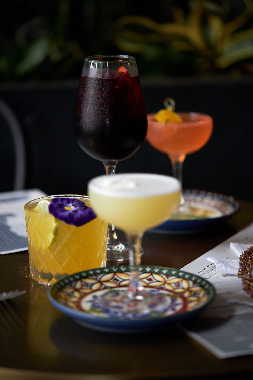 Happy Hour Cocktails Massilia Santa Monica
