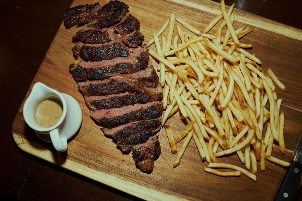 Steak Frites Massilia Santa Monica