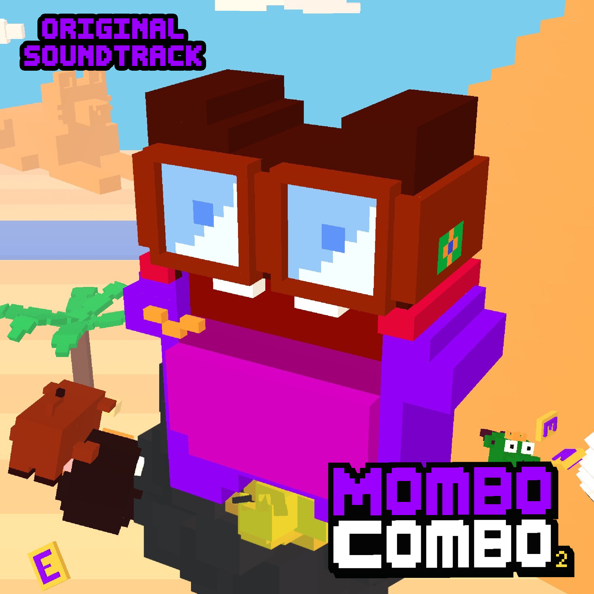 Mombo Combo 2 by Orube - Mobile. Credits: Music