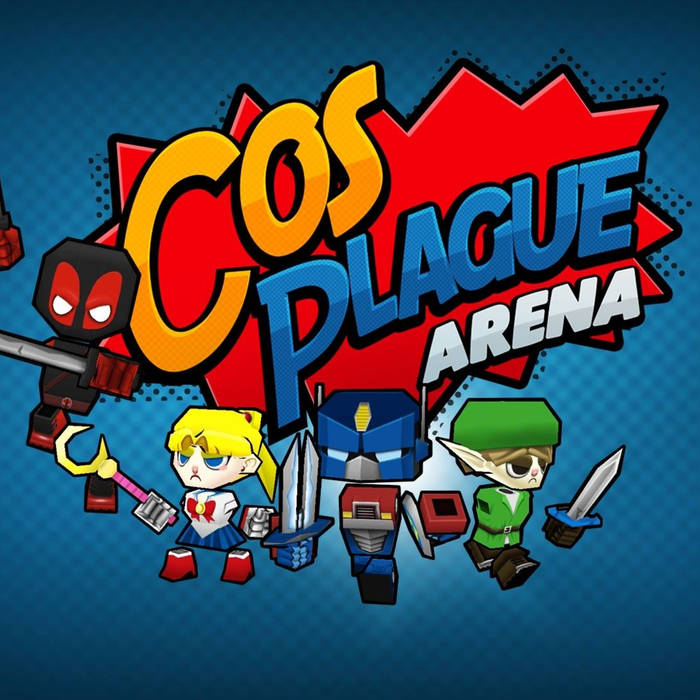 Cosplague Arena by Gazeus- Mobile. Credits: Music and SFX