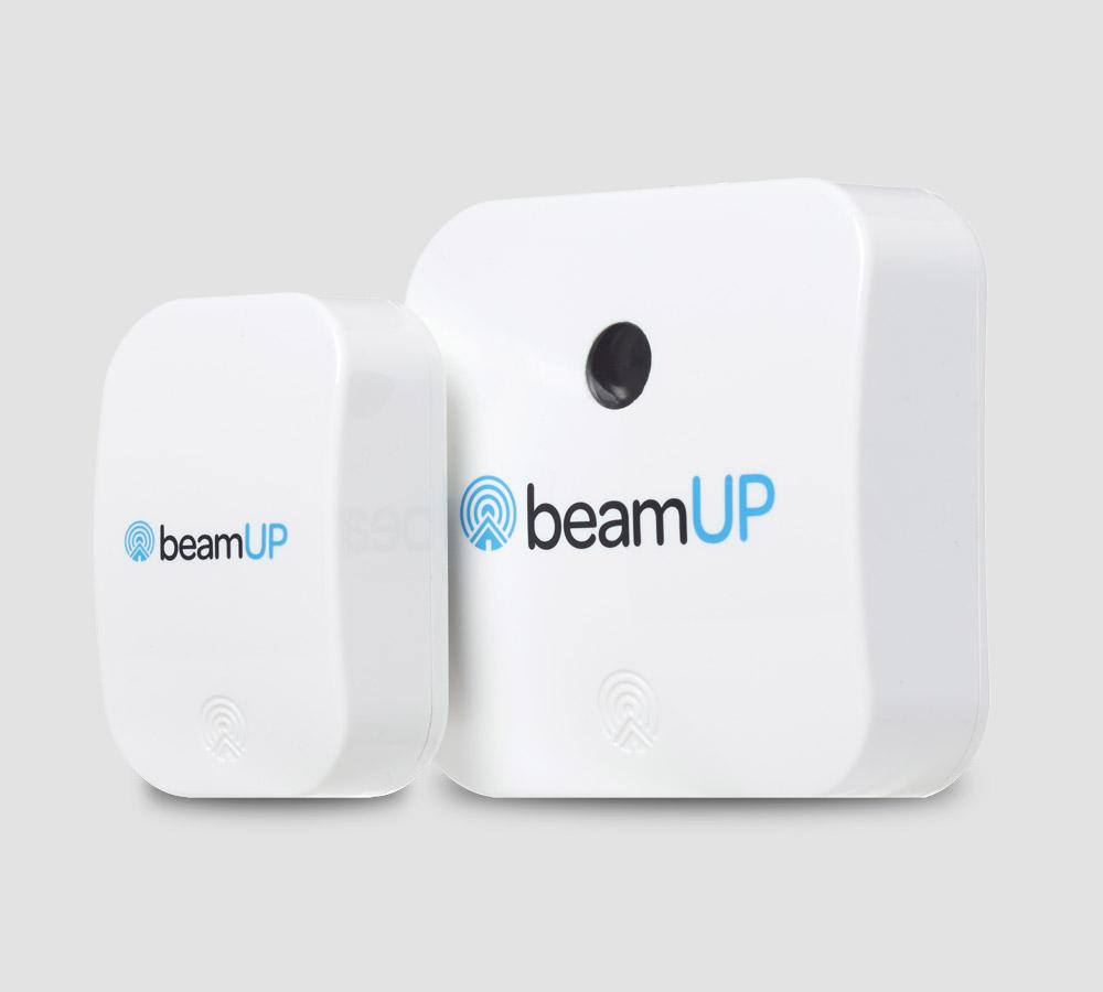 beamUP Smart Garage Door Controller
