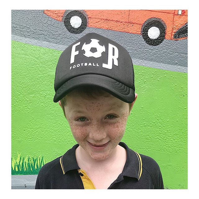 Thanks For buying a For Football cap Hamish 🤗⚽️🤗