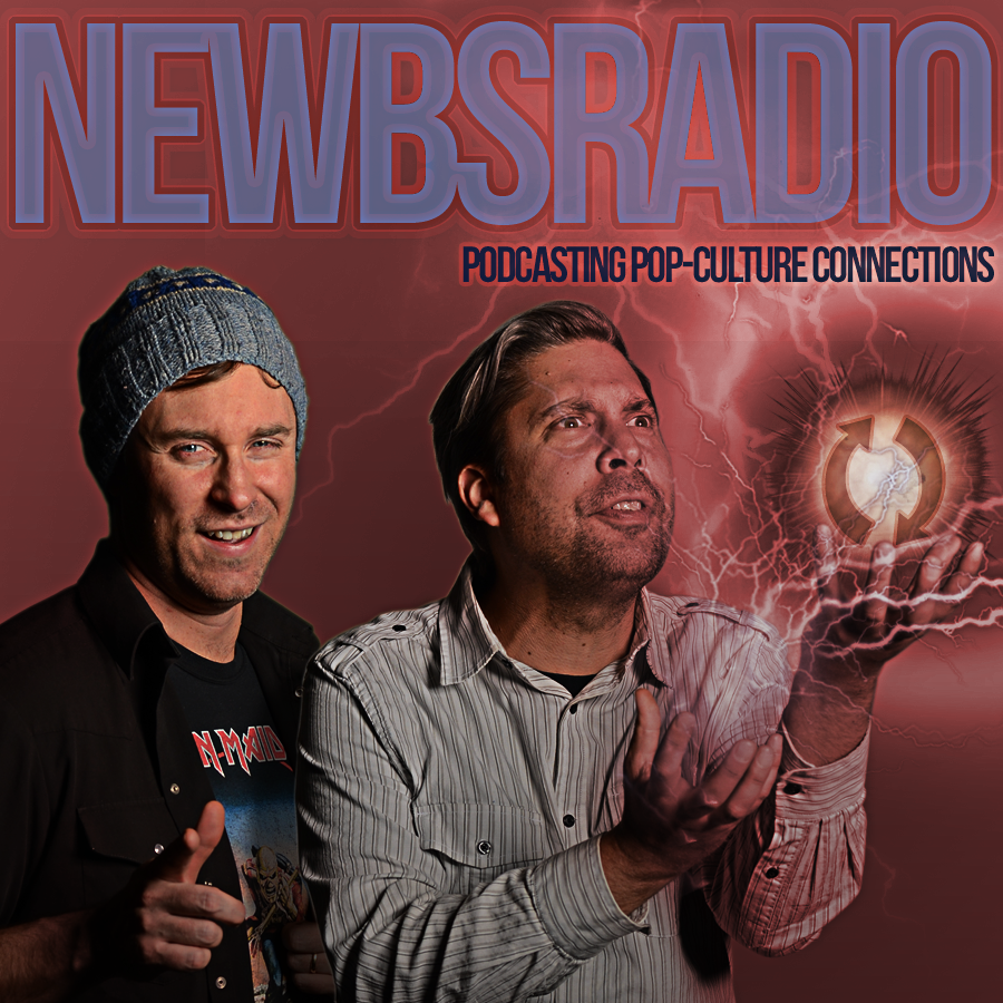 Promotional material for NewbsRadio re-boot in 2014 with Christian Zyp