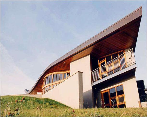 Fraser Building designed by Michael Wilson