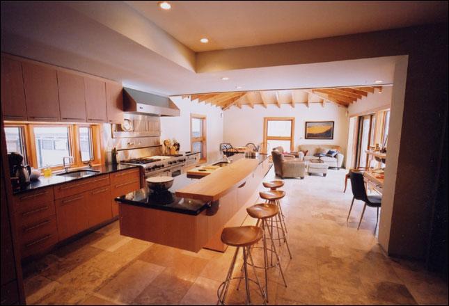 Kitchen Designed by Michael Wilson
