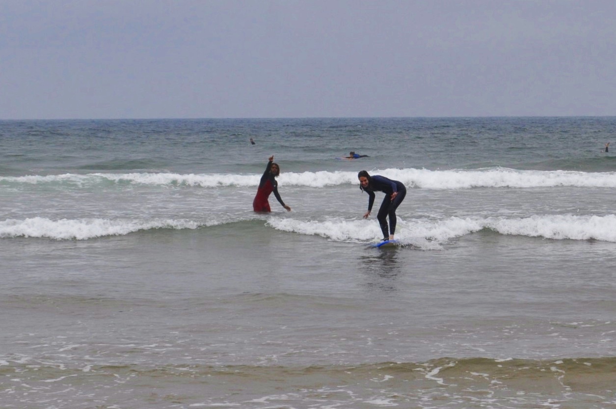 Beginners and surfers of all abilities are welcome