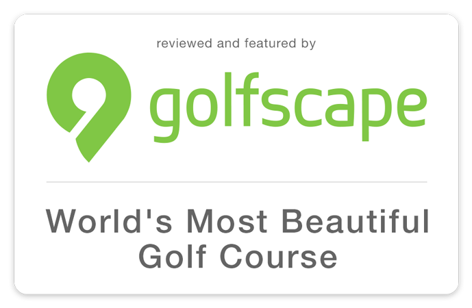 World's Most Beautiful Golf Course