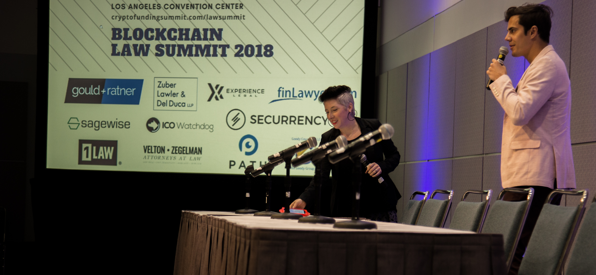 Blockchain Law Summit