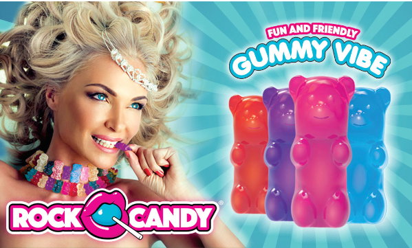 Rock Candy Toys - Rock Candy sex toys inspire joy and excitement in the bedroom with colorful pleasure products, inspired by classic candy favorites! Kaleidoscopic rainbow hues and unique, delectable textures will tease and please your favorite sweet spots!