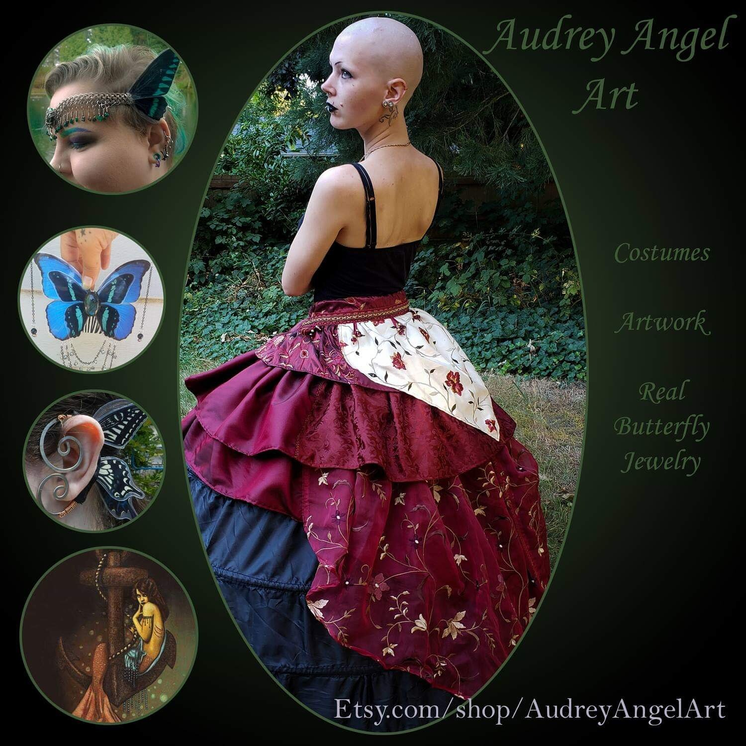 Audrey Angel Art -