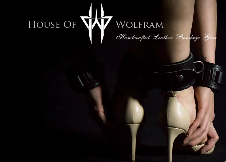 house of wolfram - House of Wolframhttps://www.houseofwolfram.com/shop-allproductsHouse Of Wolfram was founded in the beautiful pacific northwest city of Portland OR by a single leather smith with the goal to contribute to the advancement of the BDSM lifestyle by making the finest handmade leather bondage gear in existence.