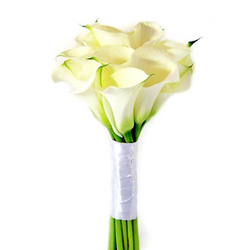 Calla Lily Bridal Bouquet $80
