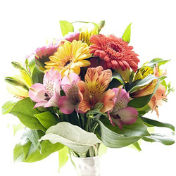 Tropical Delight Wedding Bouquet $85