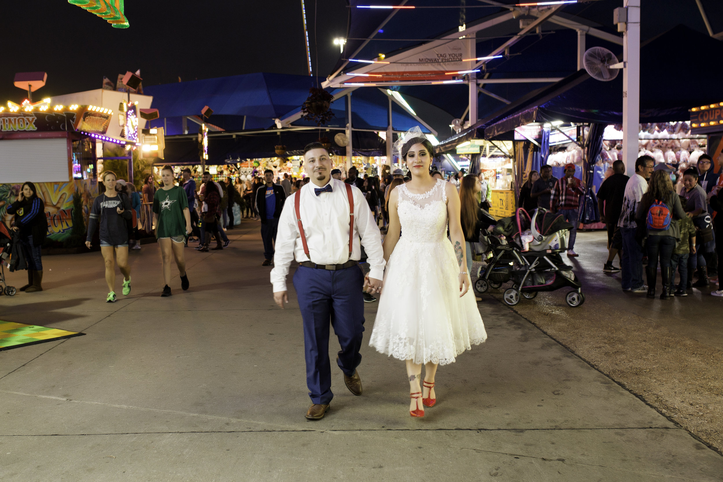 2018 State Fair PopUp Couple!
