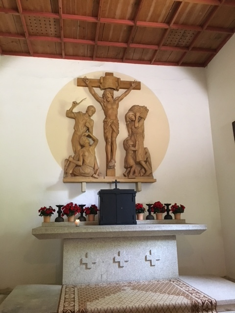 Altar in the Chapel