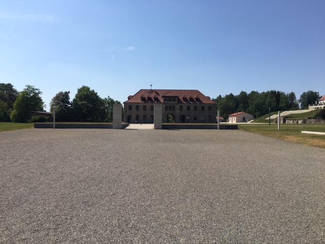 SS Administrative Headquarters