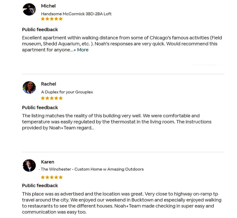 HelpHost airbnb guest reviews