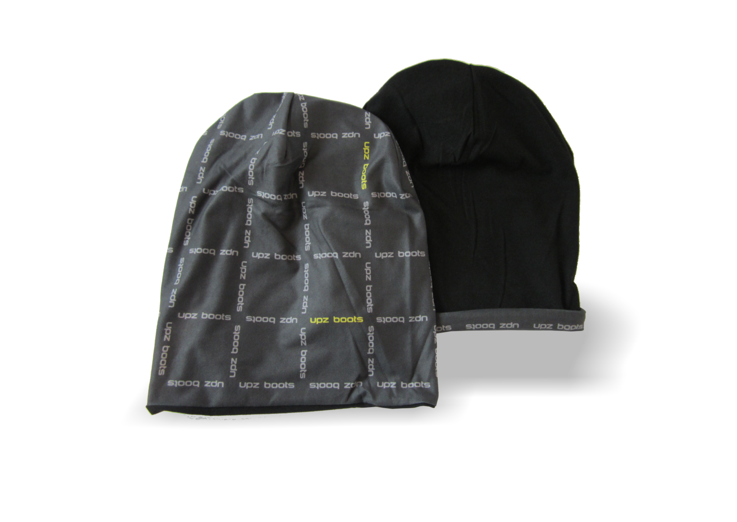 >> BEANIE  Reversible beanie in top-quality with upz art-design