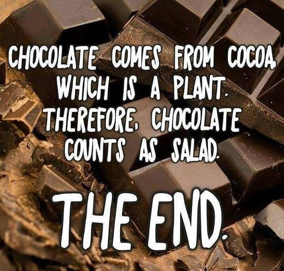 Just some self justification for your actions this weekend 😬 @littlebluebirdbooksandgifts - - - #bunny #chocolate #easter #easterbunny #stealingcandyoffbabies #follow #instaeaster #fun #delicious #break #happiness #nomnom #instagood #love