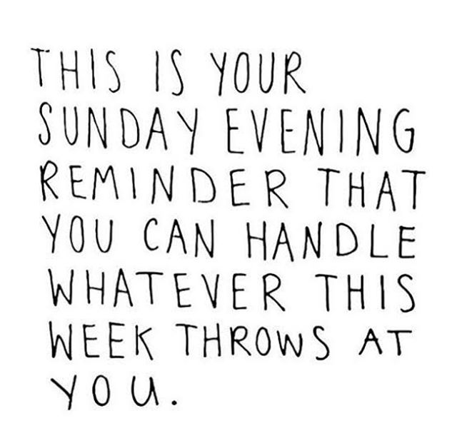 Ready. Steady.  #conquer  Happy Sunday ❤️ - - #sunday #sundayfunday #monday #weekend #fun #family #love #conquer #plan #manage #getready