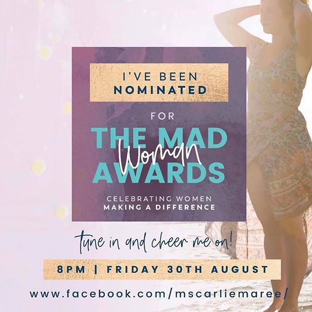What an absolute pleasure to be nominated for a MAD woman award! There is no better fitting award for me 🤣🤣👋🏻 Thanks for the nomination! @littlebluebirdbooksandgifts  #awards #businessawards #womeninbusiness #miba #mibaaustralia #mibahawkesbury