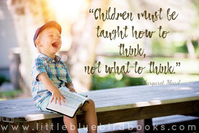 Inspire them. Ask them questions.  Get. Them. Thinking. #hawkesbury  #kids #children @littlebluebirdbooksandgifts  #fun #stem #steam #science #love #life #instaquote #quotes #australia