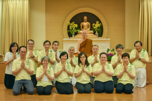 Visiting Monastics -