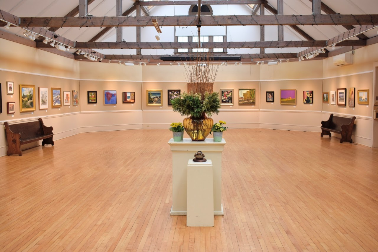 First Summer Show 2019  in the Hibbard Gallery