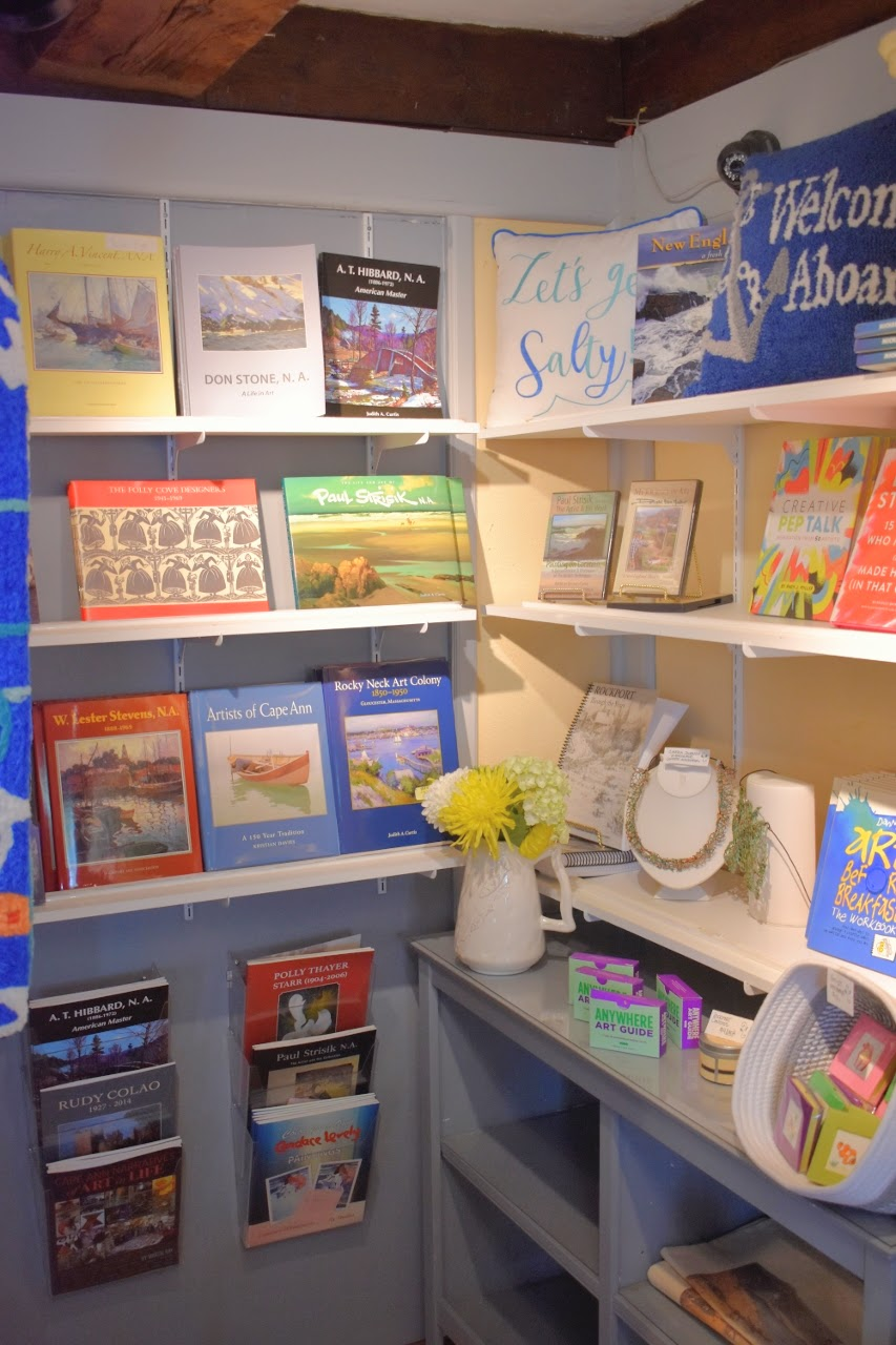 ART & SEA GIFT SHOP -