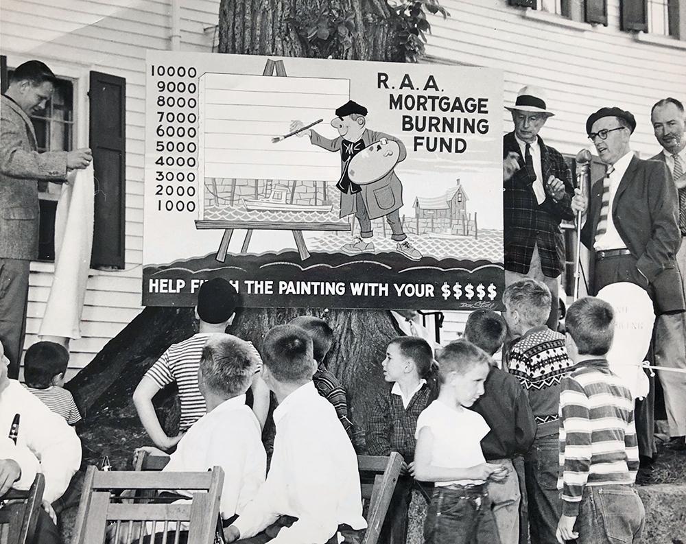 Mortgage Burning Fund