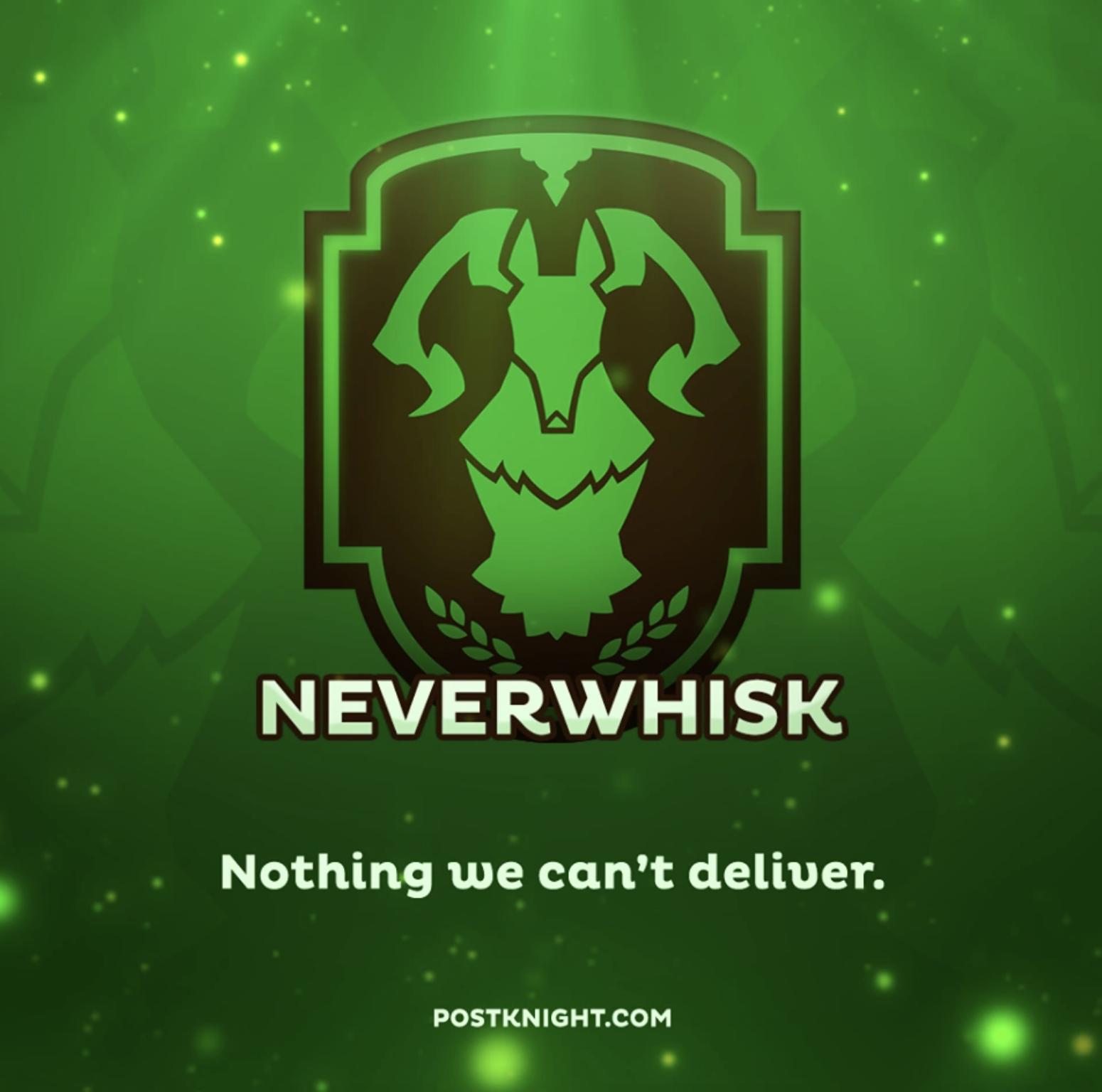 Neverwhisk-Postknight_Carprincess