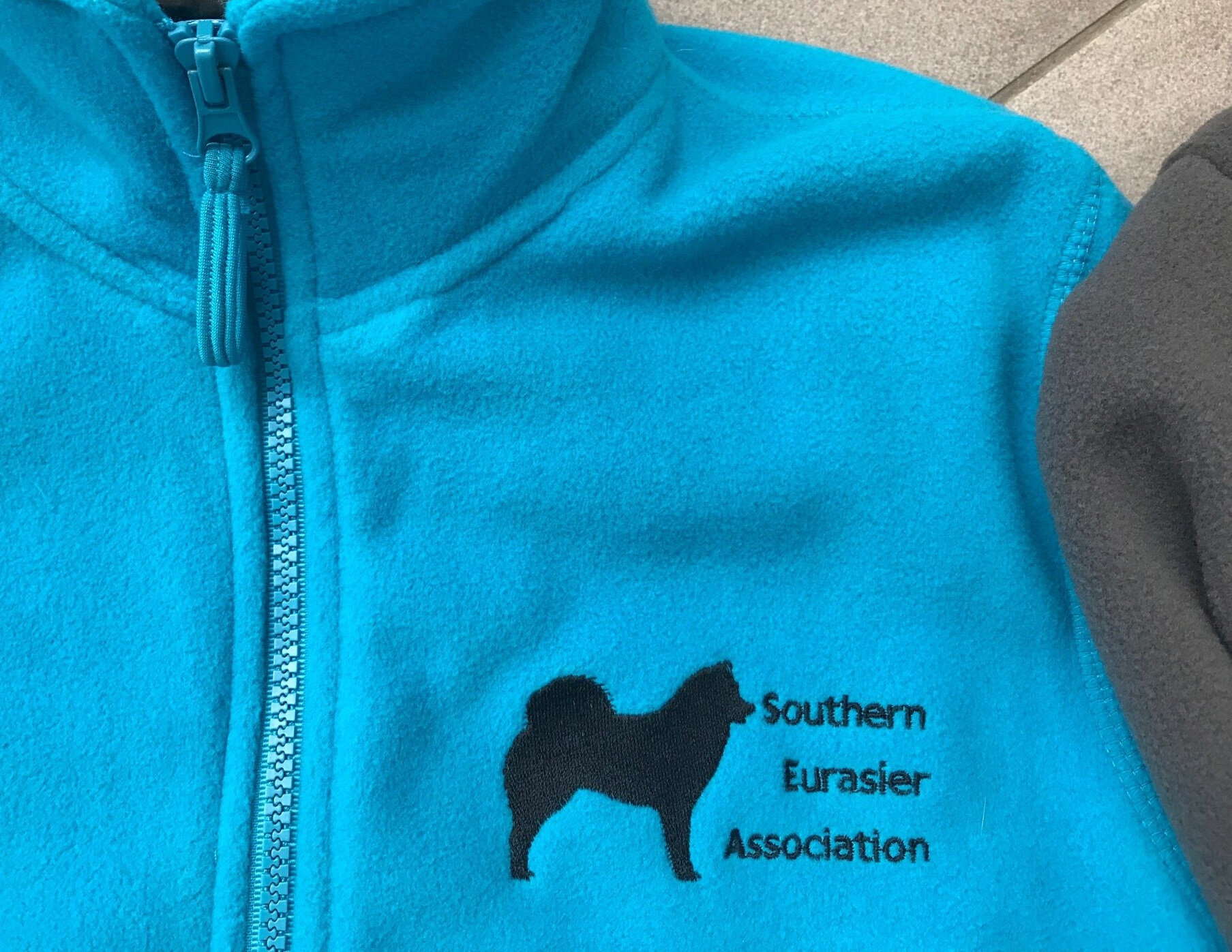 Club Fleeces - Please check 3 weeks before any SEA event. If you can't combine it, please get back to us and we will sort something for you.Ladies: S, M, L, XL, Turquoise, Grey, SandGents: S, M, L, XL, Grey, BlackThey are lovely quality 300gsm fleecesSend an email detailing your wishes and to get a PayPal request for payment.