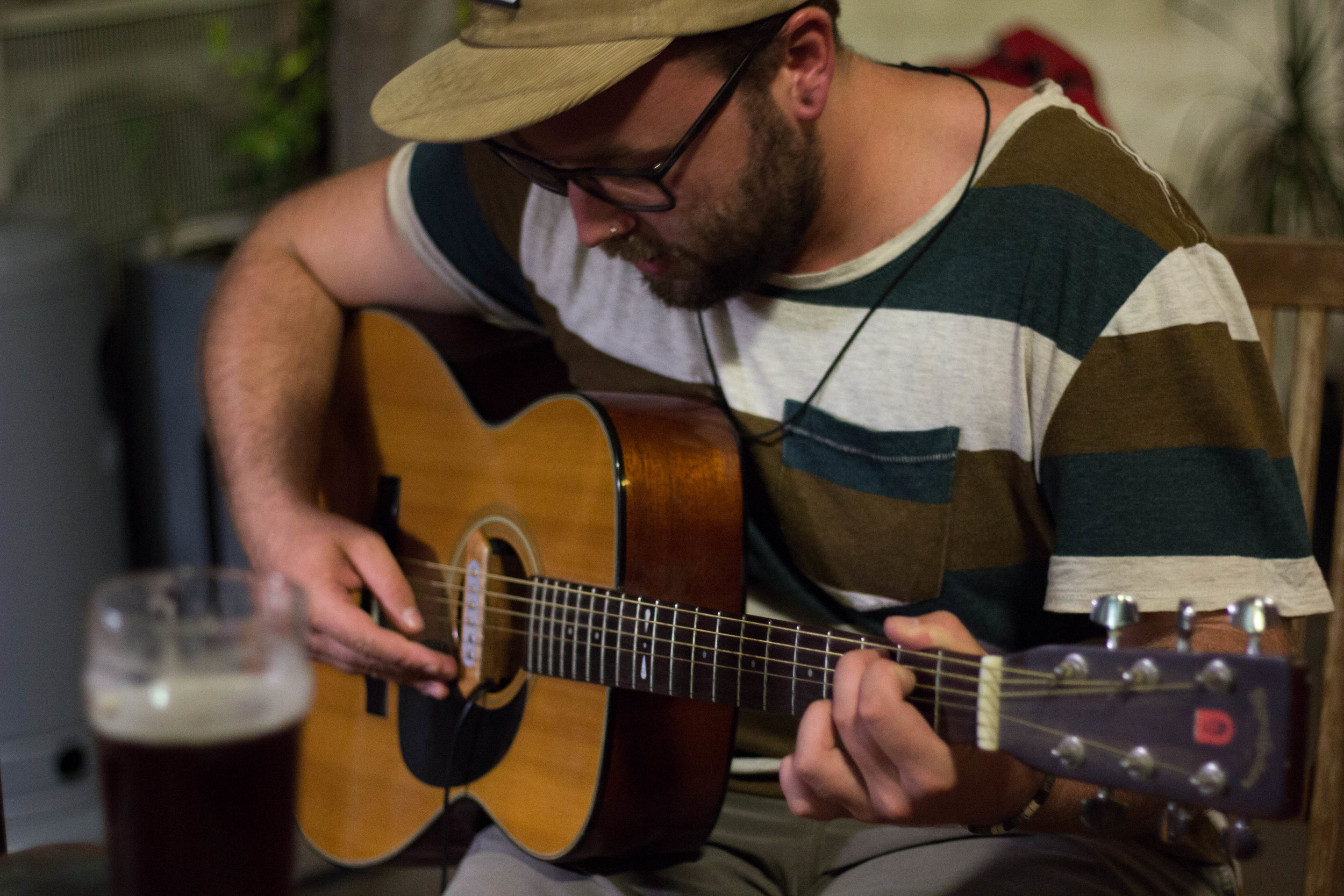 OPEN MIC THURSDAY - !! OPEN MIC HAS FINISHED UNTIL SPRING !!Our open mic is pretty wide open, you can sign up here, at the bar anytime we're open, or qwajust show up. It's a really laid back, inviting atmosphere and we'll even give you a beer to help the nerves.
