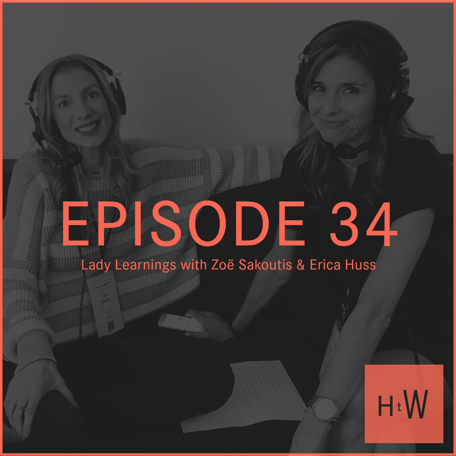 EPISODE 34 :  Lady Learnings - Hormones, Birth Control, Doulas & Sexual Revolution