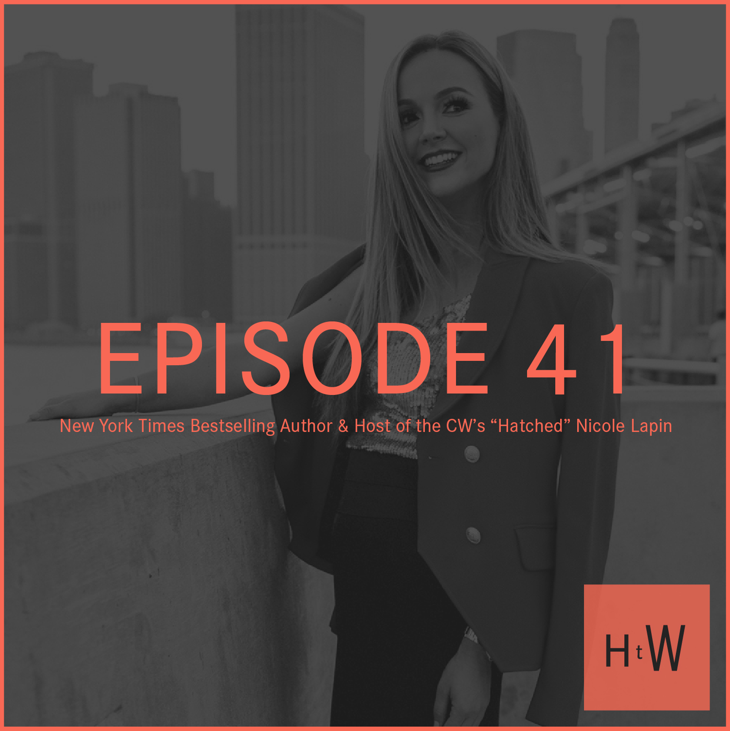 EPISODE 41 :  Nicole Lapin on Financial Wellness