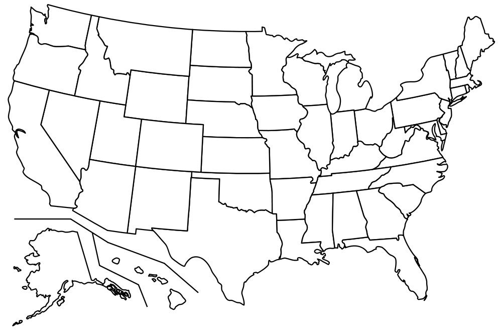 How To Memorize All 50 States Their Locations And Their Capitals In One Hour Theologetics
