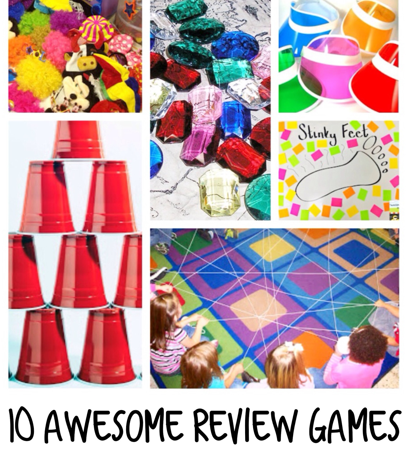 I hope these games are as fun for you and your class as they've been for us! Let me know what you think in the comments! What other review games do you love? - If you liked this post, please share it so others can learn new games, too!