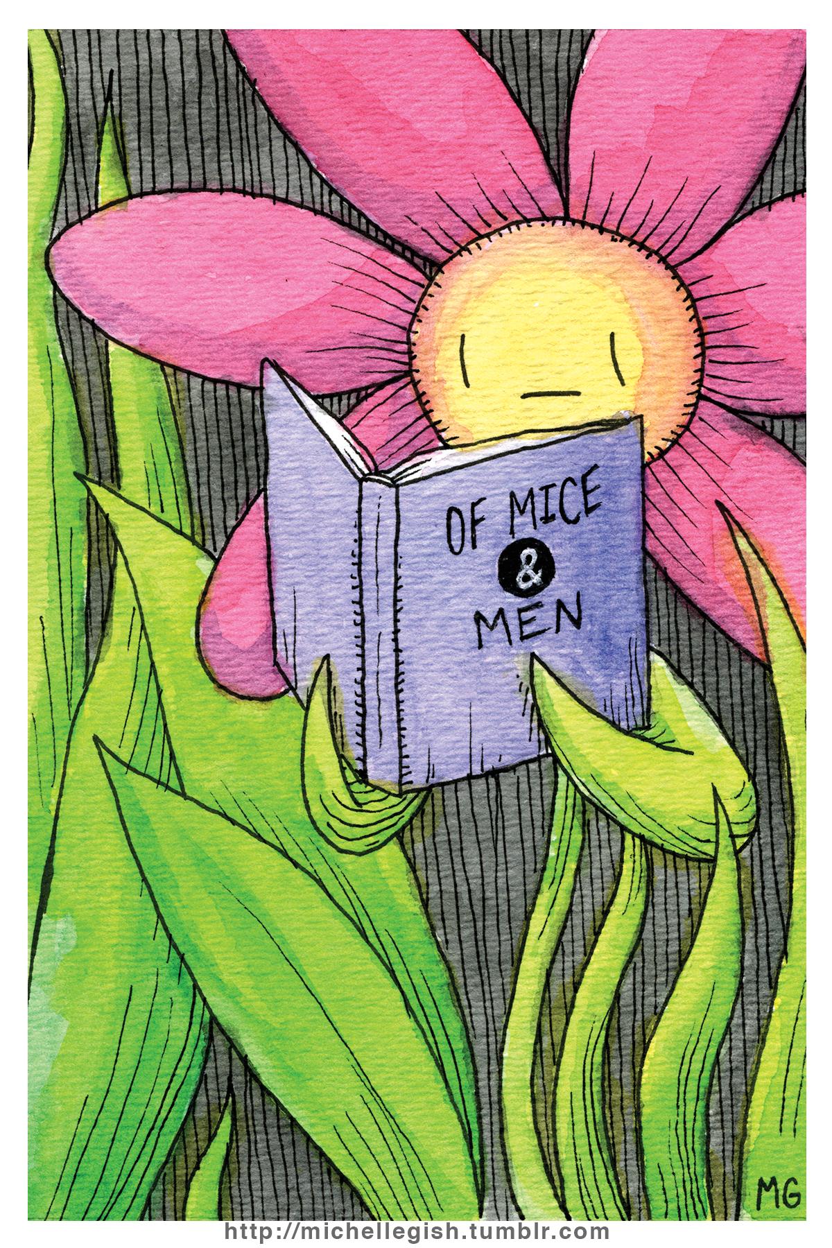 Flower Mini Print