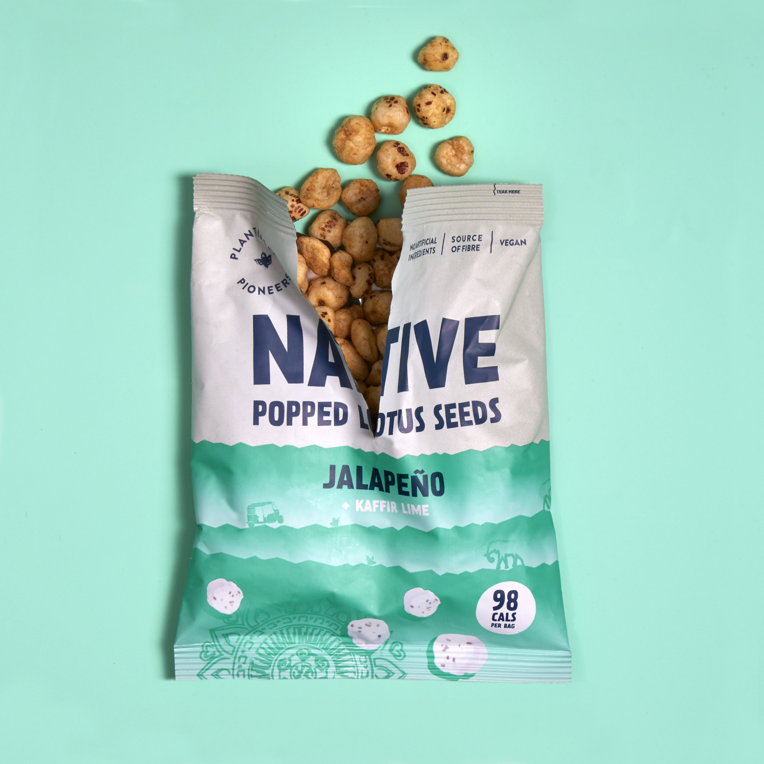 Plantbased snacks launch into C-stores