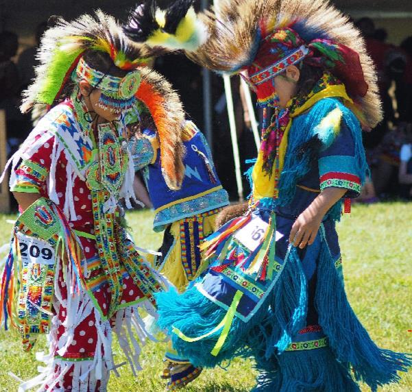 Le Summer Solstice Indigenous Festival de 2017. Photo : Howard Whiting