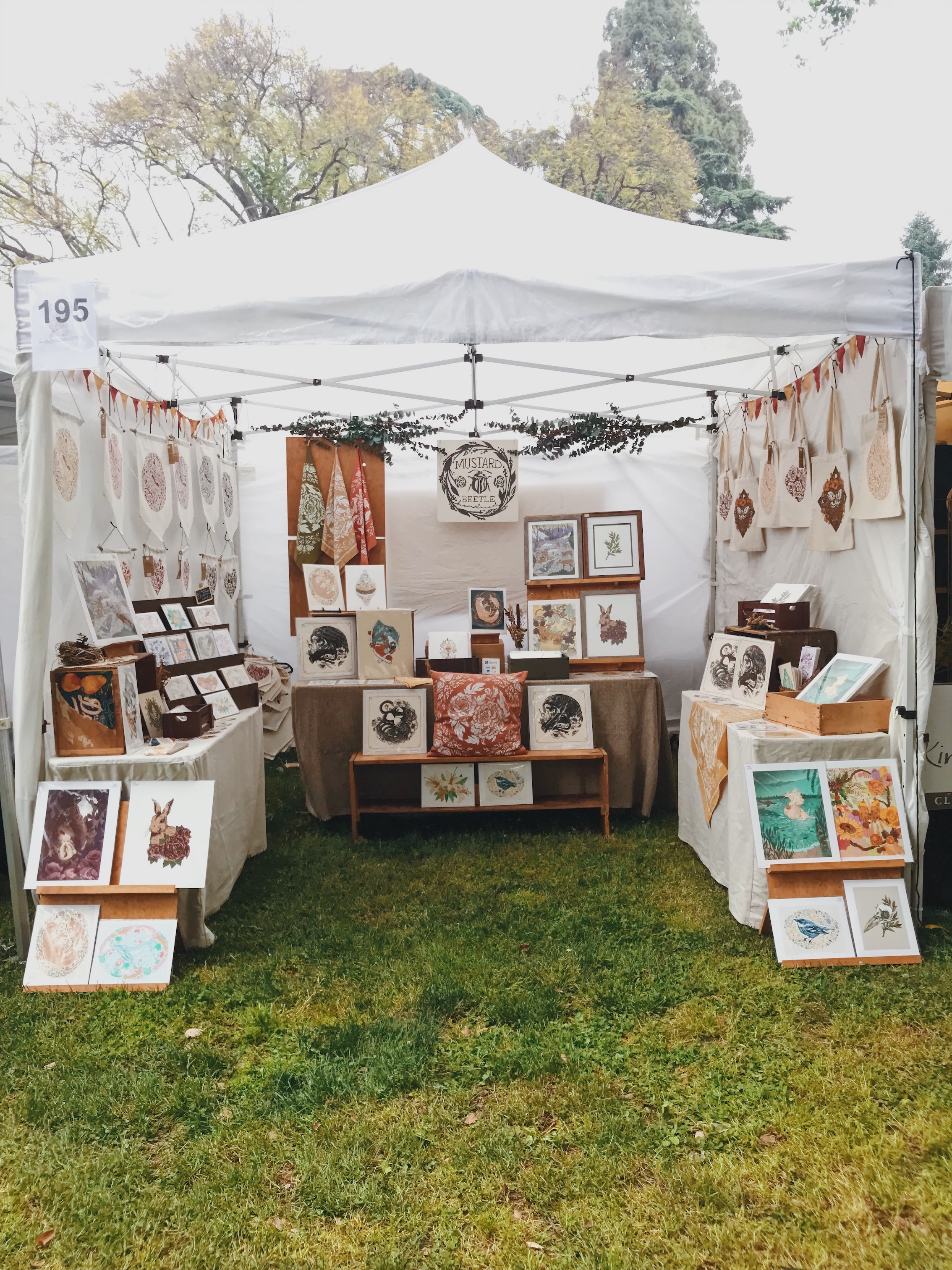 Jackalope Indie Artisan Fair (Pasadena, CA), April 2019