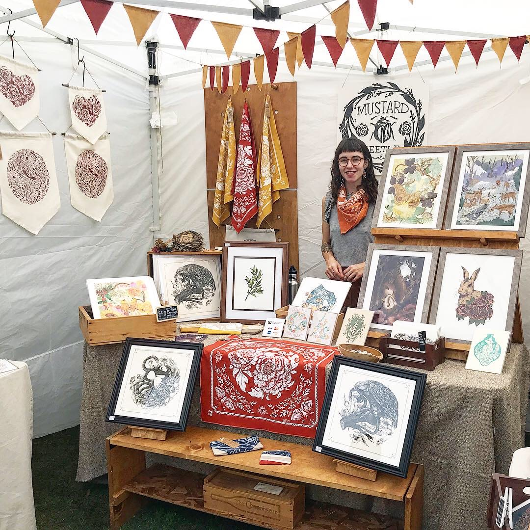 Renegade Craft Fair (Los Angeles, CA), December 2018