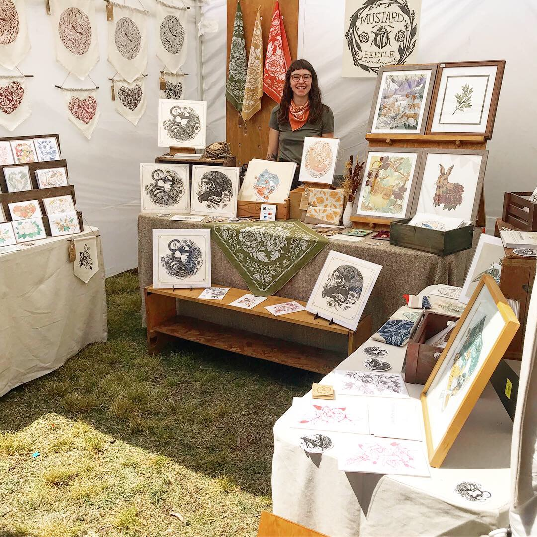 Renegade Craft Fair (Los Angeles, CA), April 2019