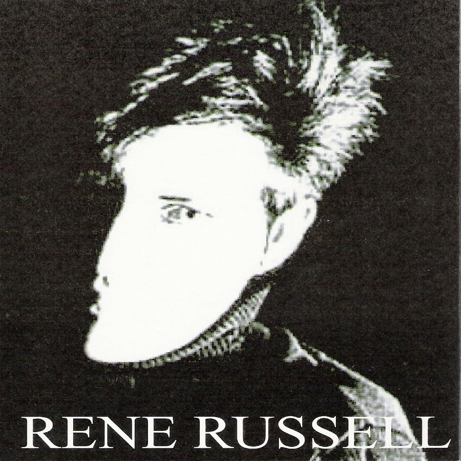 """""""Last Night I Rode A Night-Mare- Rene Russell 1st album cp 1989"""