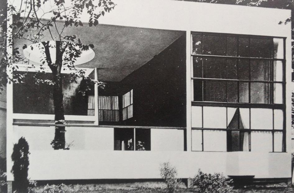 PavilionL'Esprit Nouveau by Le Corbusier