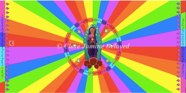 Rainbow Miracle Mama