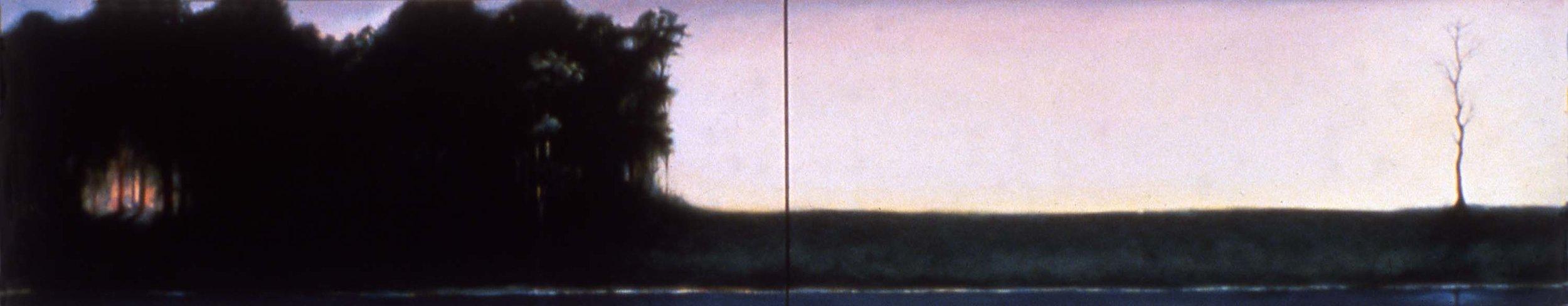Horizon II/Portrait, 1986