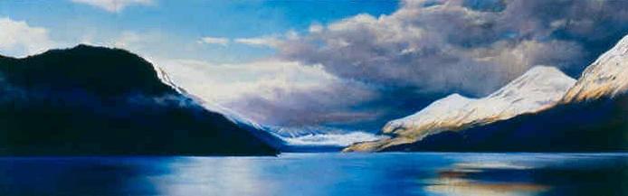 Kenai Lake, 2001