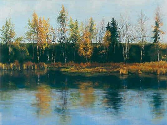 Westchester Lagoon, Anchorage, 2001